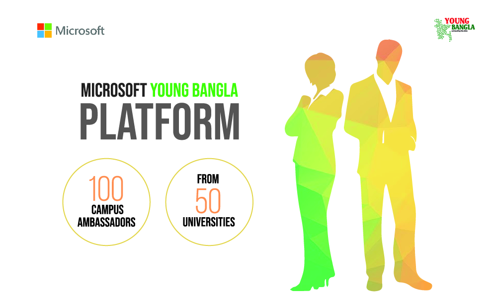 Microsoft – Young Bangla Internship Program